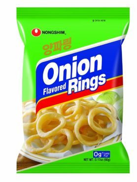 Nongshim Onion Ring Chips (20 Pack)