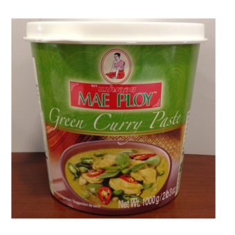 Mae Ploy Green Curry 1kg