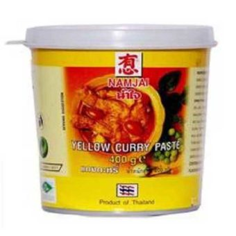 Namjai Yellow Curry Paste (20 Pack)